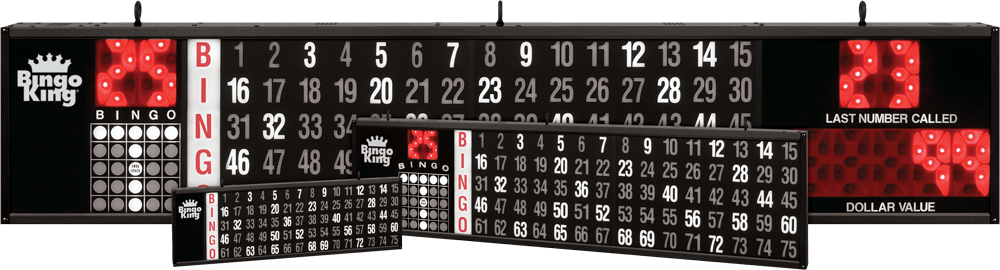 Bingo King Flashboards