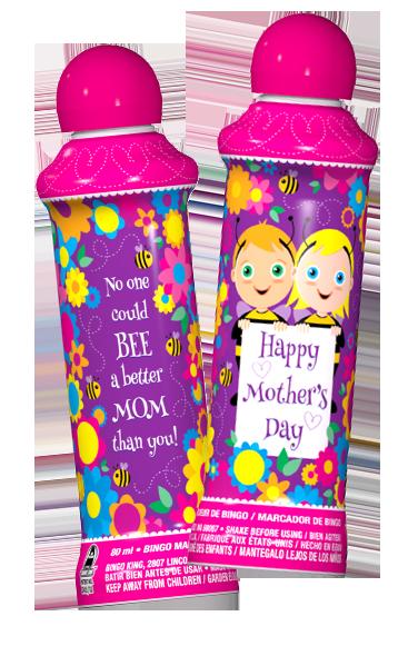 Mother's Day Bingo Ink Marker