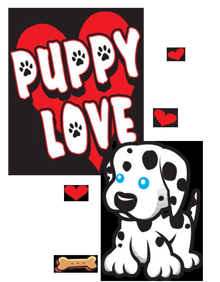 Puppy Love Bingo Ink Marker